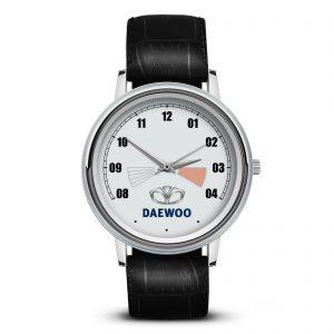 Daewoo часы наручные с эмблемой