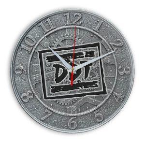 Ddt настенные часы 1