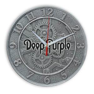 Deep purple настенные часы 1