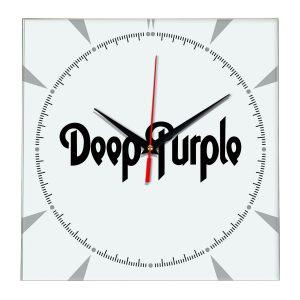 Deep purple настенные часы 2