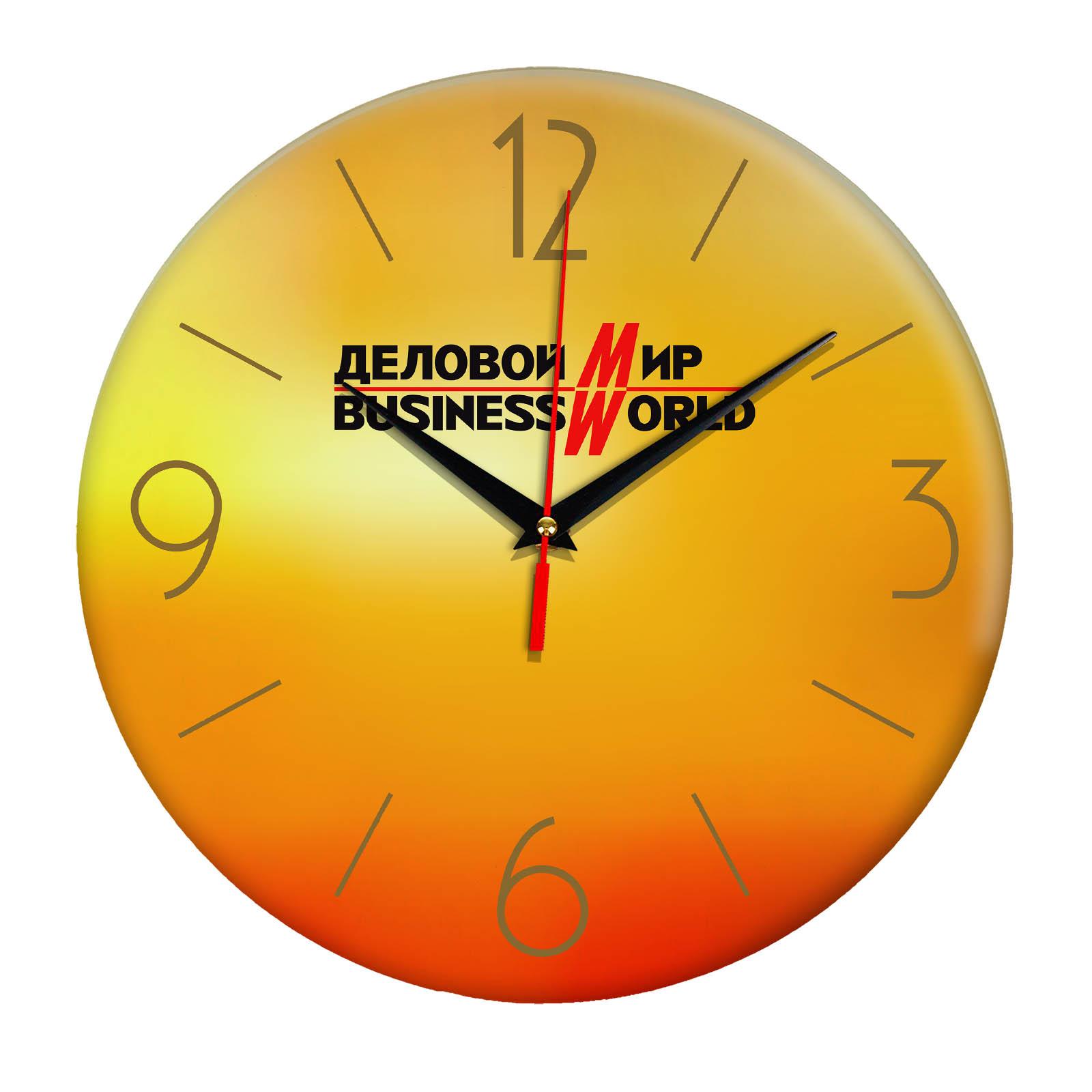 Настенные часы «delovoimir»