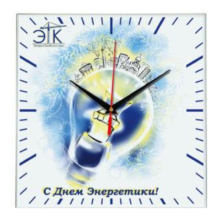 Настенные часы «den_energetika_04»