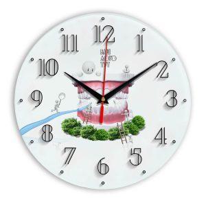 Часы для Стоматологии «Сервис для зубов»