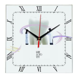 Часы настенные «Коренной зуб»