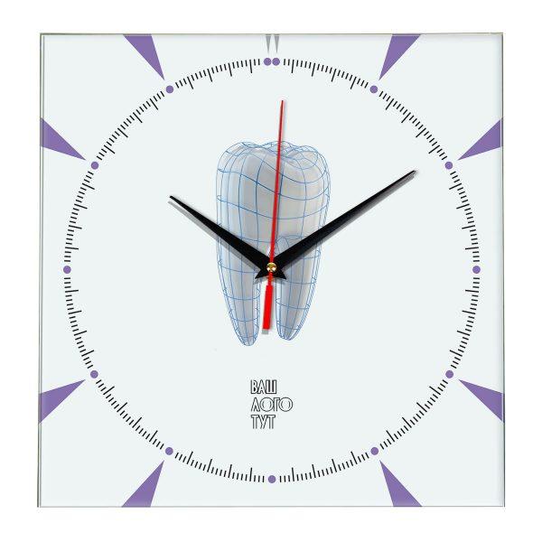 Часы для стоматологии «Инновации»