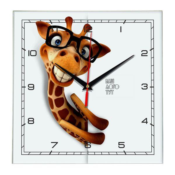 Часы настенные «У дантиста с улыбкой»