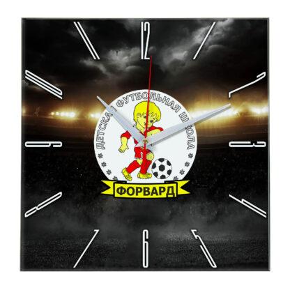 Настенные часы «В лучах славы DFSH FORVARD»