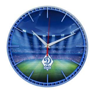 Настенные часы «Сувенир для фаната DINAMO MOSKVA»