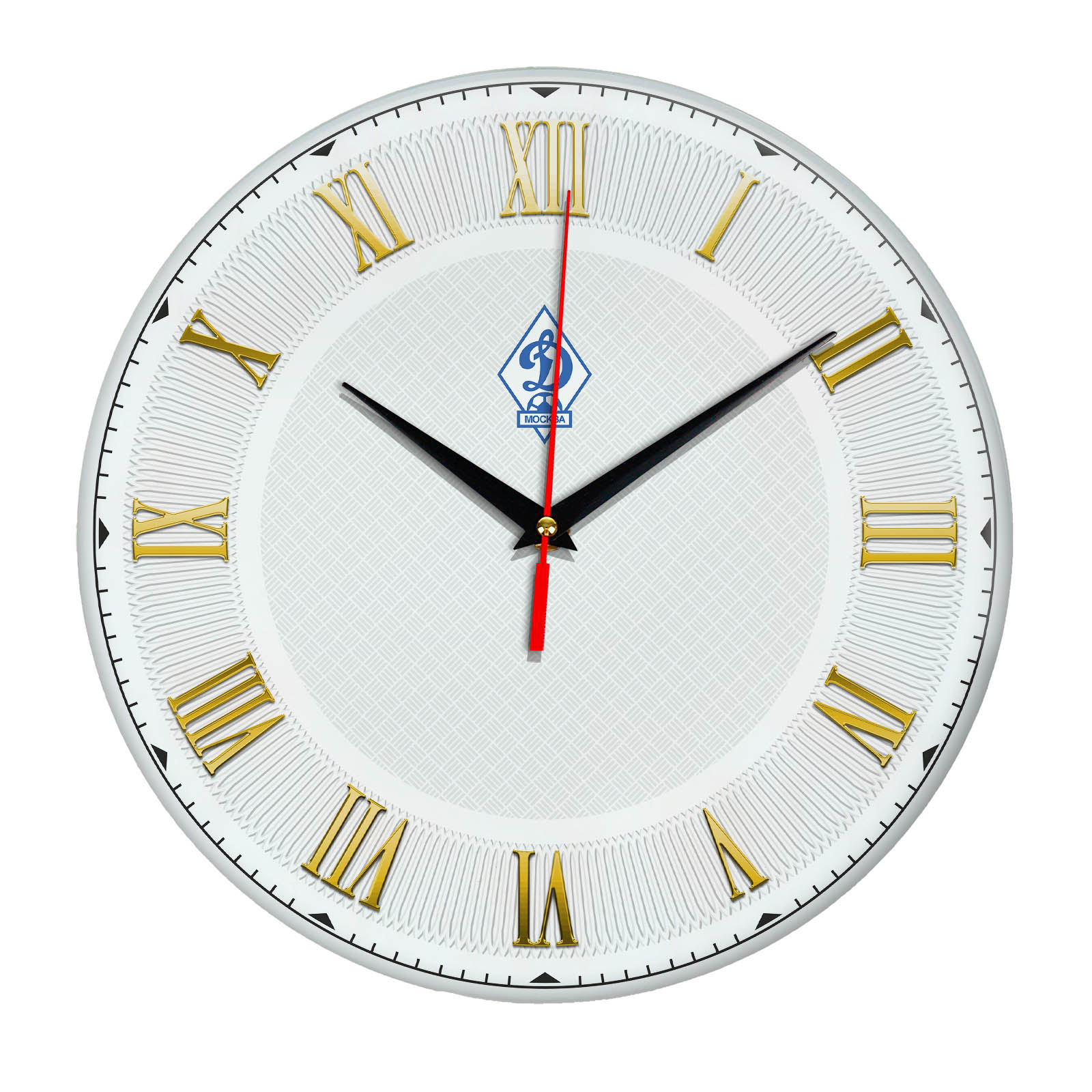 Настенные часы «Футбольный клуб DINAMO MOSKVA»