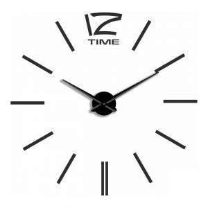 Большие 3D часы 4b 70-110 см