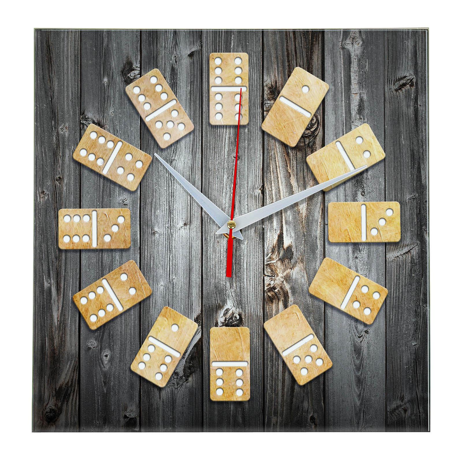 Интерьерные часы Домино 2
