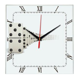 Настенные часы Домино 3 (2)
