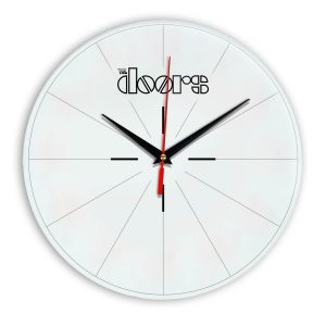 Doors настенные часы 15