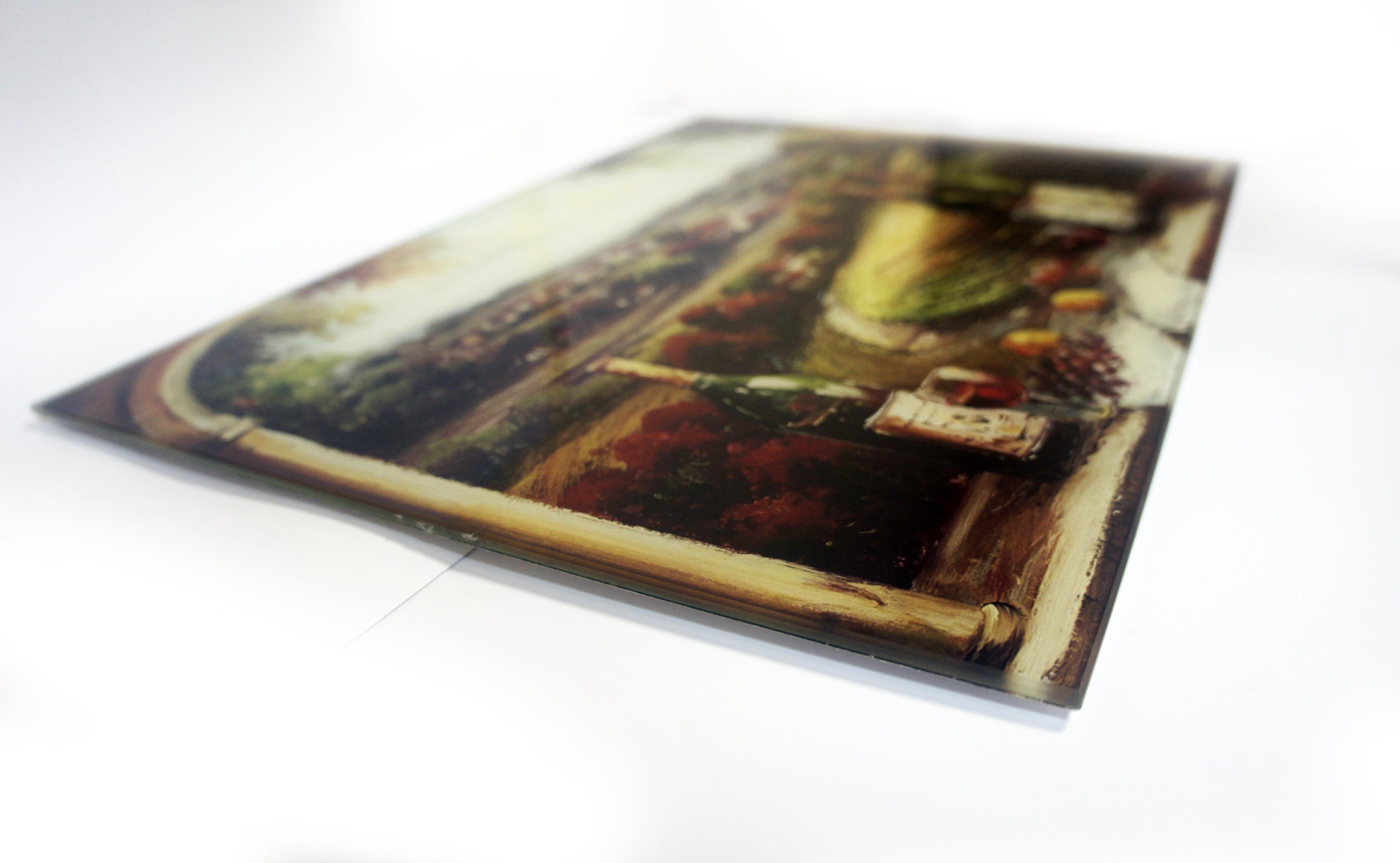 фотокартина на стекле 40х28 см