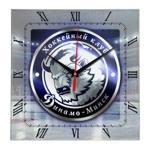 Сувенир – часы Dynamo Minsk 01