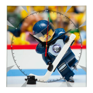 часы на стену — На все времена игра хоккей Dynamo Minsk 05