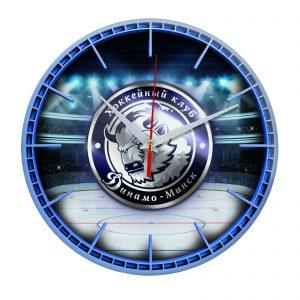 Сувенир – часы Dynamo Minsk 06