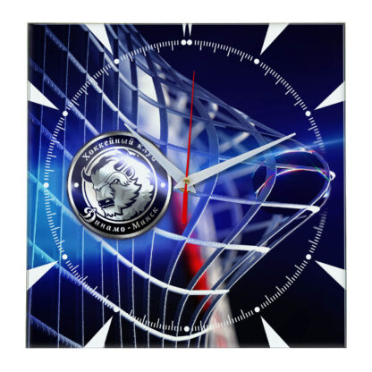 Интерьерные часы Победа Dynamo Minsk 07