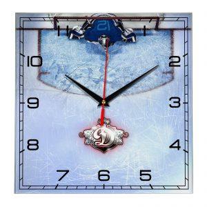 Сувенир – часы Dynamo Riga 03