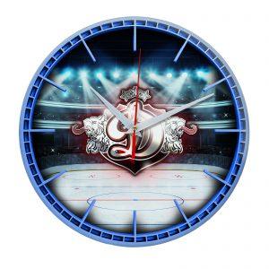 Сувенир – часы Dynamo Riga 06