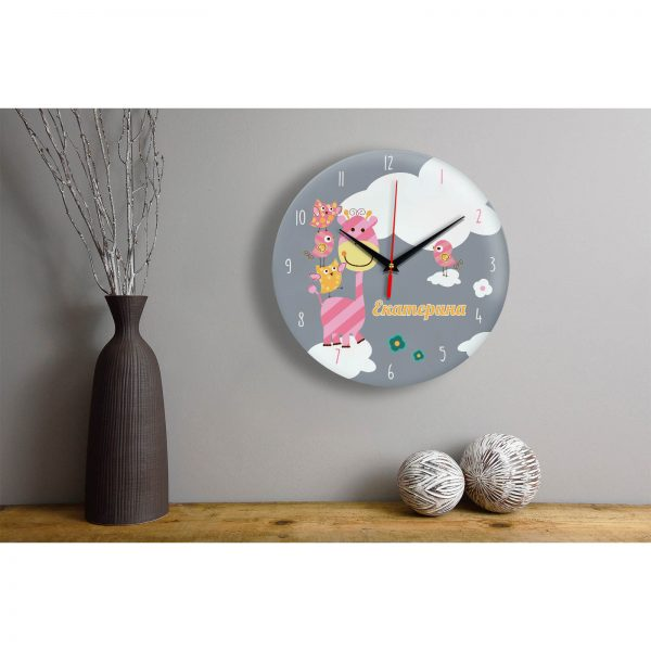 Часы персонализированные «Екатерина»
