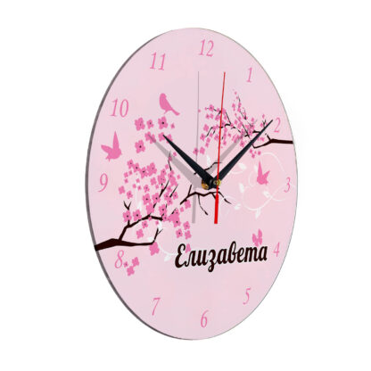 Часы — именной подарок «Елизавета»