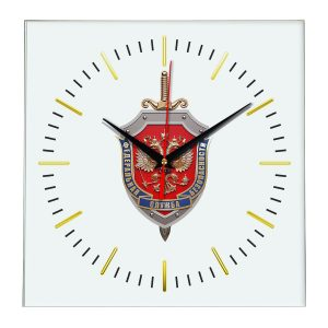 Настенные часы «emblema-fsb—48»