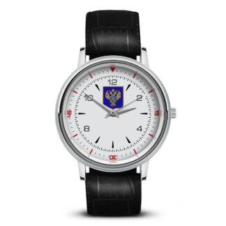 Наручные часы   «emblema-gerb-kaznacheystvo-na-sinem-fone-06»