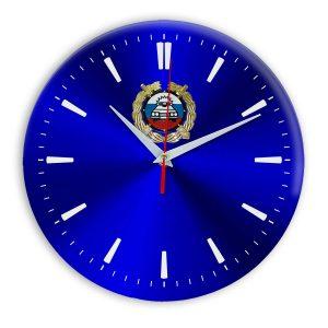 Настенные часы  «emblema-gibdd-40»