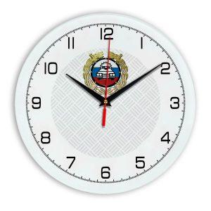 Настенные часы  «emblema-gibdd-54»