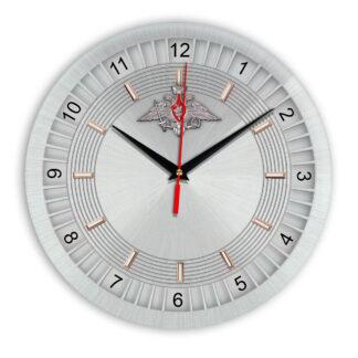 Настенные часы  «emblema-minoborony-02-11»