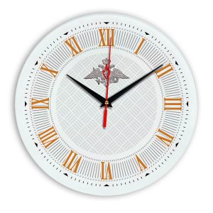Настенные часы  «emblema-minoborony-02-23»