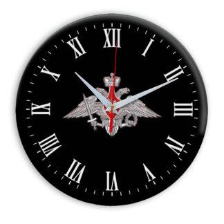 Настенные часы  «emblema-minoborony-02-36»