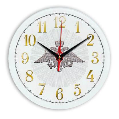 Настенные часы  «emblema-minoborony-02-53»