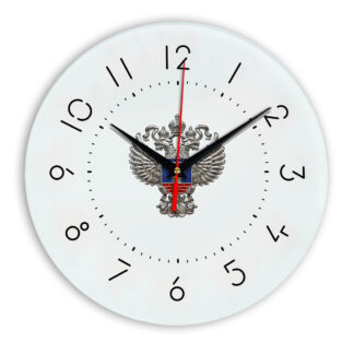Настенные часы  «emblema-minstroya-02-05»