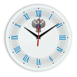 Настенные часы  «emblema-minstroya-02-22»