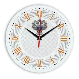 Настенные часы  «emblema-minstroya-02-23»