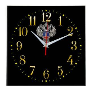 Настенные часы  «emblema-minstroya-02-35»