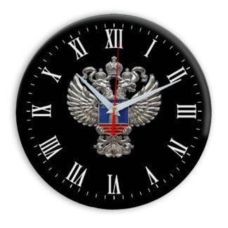 Настенные часы  «emblema-minstroya-02-36»