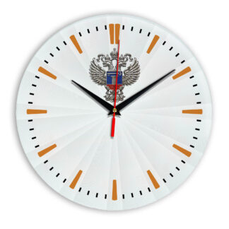 Настенные часы  «emblema-minstroya-02-43»