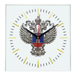 Настенные часы  «emblema-minstroya-02-48»