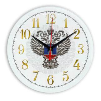 Настенные часы  «emblema-minstroya-02-53»