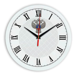 Настенные часы  «emblema-minstroya-02-55»
