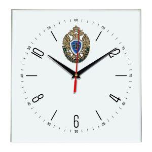 Настенные часы «emblema-pograichnoy-sluzhby-02-04»
