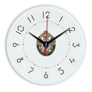 Настенные часы «emblema-pograichnoy-sluzhby-02-05»