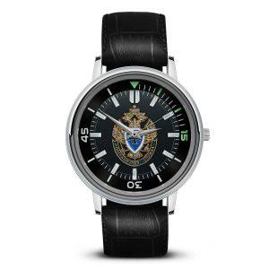 Наручные часы «emblema-pograichnoy-sluzhby-02-08»