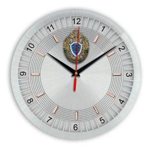 Настенные часы «emblema-pograichnoy-sluzhby-02-11»