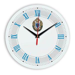 Настенные часы «emblema-pograichnoy-sluzhby-02-22»