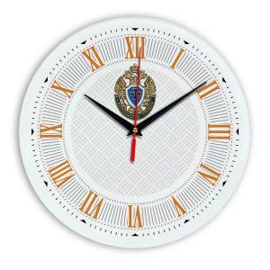 Настенные часы «emblema-pograichnoy-sluzhby-02-23»