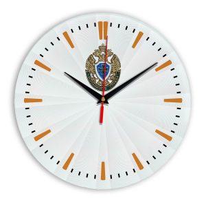 Настенные часы «emblema-pograichnoy-sluzhby-02-43»